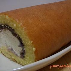 うちのロールケーキ
