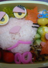 簡単!!ピンクパンサー★キャラ弁★