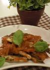COCO♡ノンオイル小いわしのトマト煮