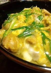 1人前♪おいし~親子丼タレ&作り方♡
