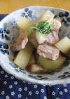 簡単☆大根と豚ばらかたまり肉の煮物