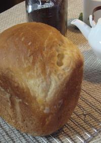 HB プリンミックスでつくるモチモチパン