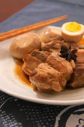 黒酢でさっぱり♪豚の角煮(活力鍋使用)
