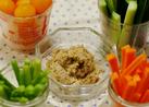 生野菜にディップ!味噌ゴママヨネーズ
