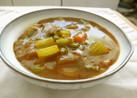 圧力鍋であっという間のグルメ野菜カレー
