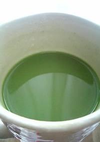 カルピスde青汁ドリンク