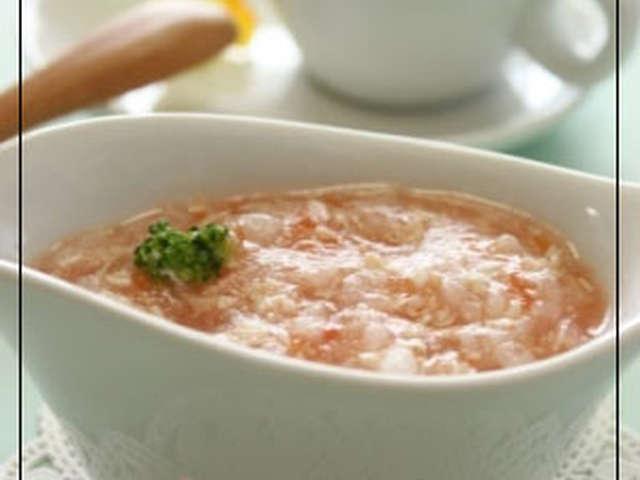 離乳食中期★チキンとトマトのリゾット