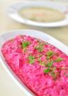 トルコの家庭料理☆ビーツのサラダ
