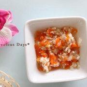 離乳食中期★鶏と根菜の煮物