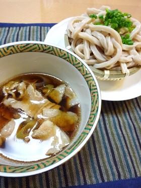 武蔵野の味❀肉汁うどん