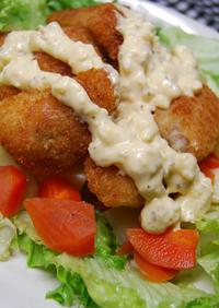 白身魚と蒸し野菜のたっぷりサラダ