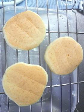 手づかみ☆離乳食にも!豆腐パンケーキ