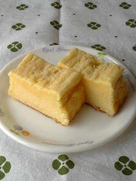 ふんわり♪レモンケーキ