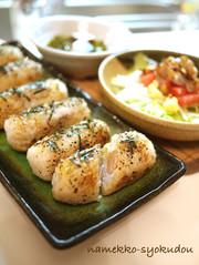 ●お弁当&おつまみに☆簡単ライスドック●の写真