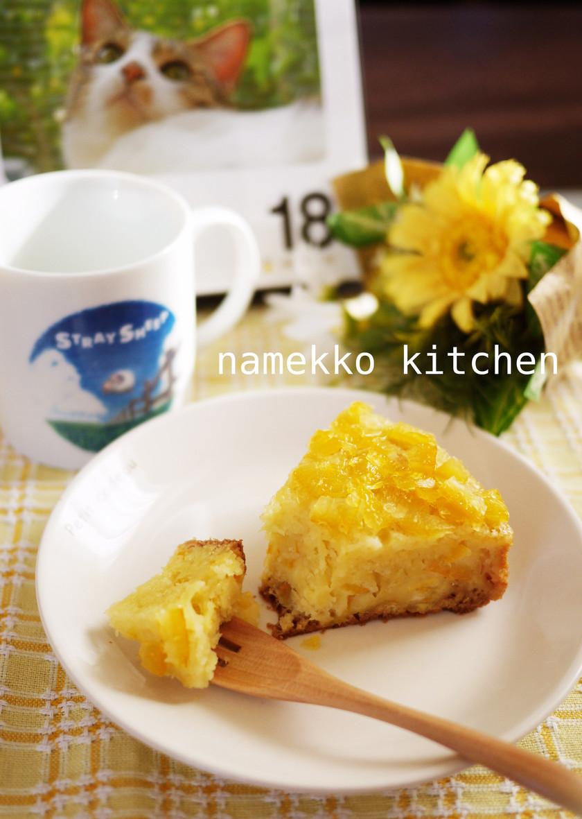 ●しっとり♡炊飯器でマーマレードケーキ●