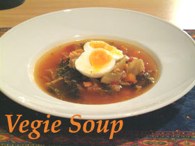ヴェジースープ
