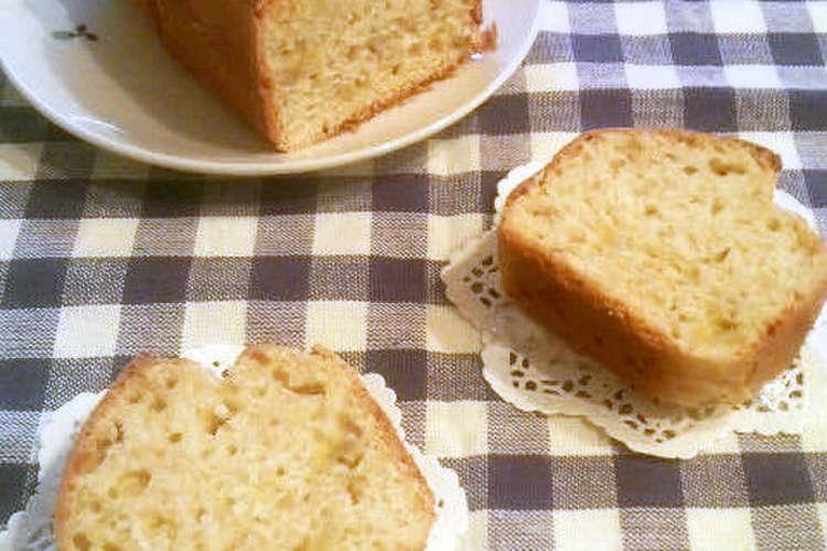 ミックス ホット なし ケーキ バター ホットクック: りんごのケーキのレシピに挑戦。フライパンレシピをホットクックで♪