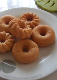 ✿ฺビタントニオdeおから焼きドーナツ