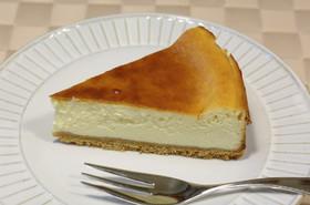 生クリーム不使用♪ベイクドチーズケーキ
