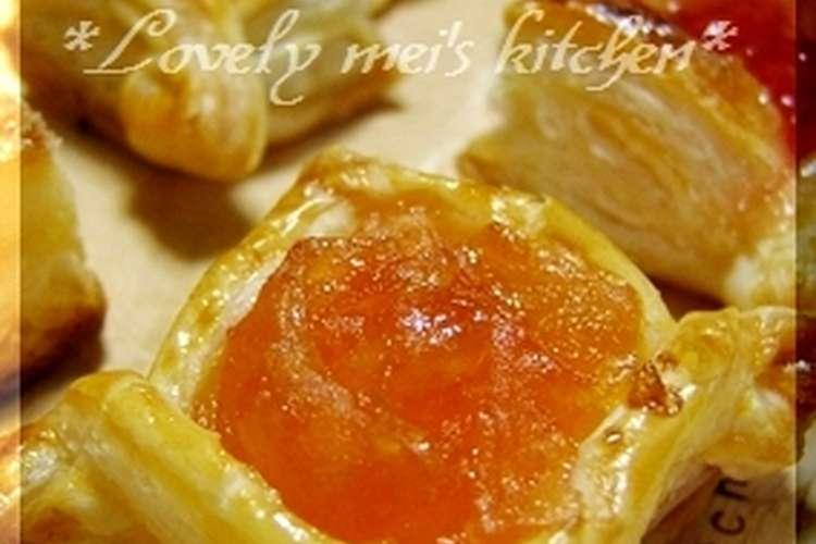 簡単♪冷凍パイシートでプチアップルパイ♪ レシピ・作り方 by らぶり ...