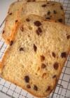 レーズンとコーングリッツのパン@HB