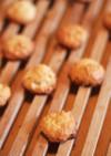 卵白消費!ノンオイルの卵白1個クッキー♪