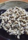 やさしい味✿こうや豆腐のそぼろ煮✿