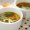 食べ終わったカレーの鍋でまさかのスープ!