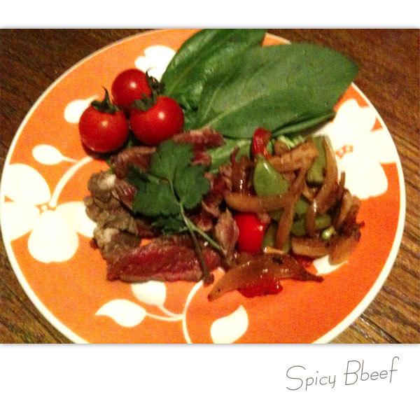 赤!Spicy Bbeef