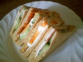 ★サンドイッチのマヨソース★