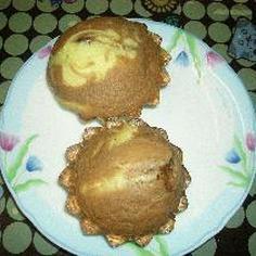 とっておきのケーキ!ココアとバナナのマーブルケーキ