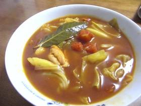 朝スープカレーダイエット★