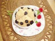 薔薇の様な蒸しパンーーフアーゲイの写真