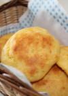 離乳食後期♡にんじんとりんごのお豆腐パン