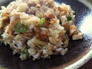 カツでリサイクル☆ソース焼き飯の写真