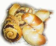 パン屋さん直伝の菓子パン生地で作るパン☆  の写真