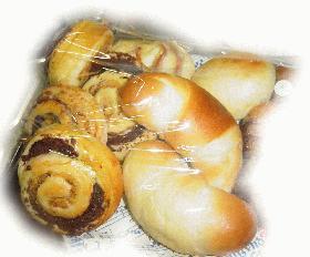 パン屋さん直伝の菓子パン生地で作るパン☆