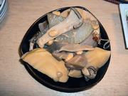 たけのこの煮物 作り置き圧力鍋の写真
