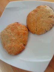 豆乳クッキーの写真