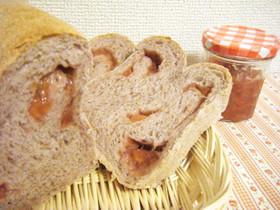 春薫るおやまパン@いちご酵母