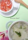 離乳食中期★鶏とアスパラのクリームドリア