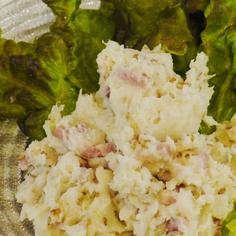☆里芋のポン酢サラダ