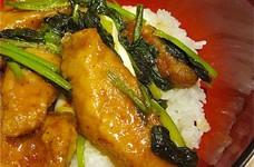 日本人好みの排骨(ぱいこー)飯