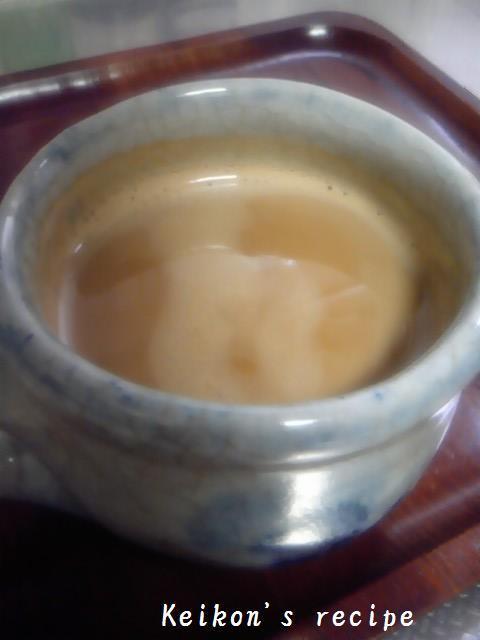 インスタントでおいしいカフェオレ黄金比率