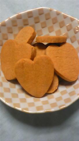 バター無し♡さくさくきな粉クッキー♡