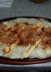 山芋の鉄板焼き