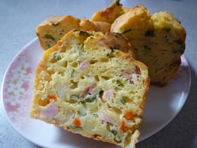 ✿簡単!!ケークサレ(塩味のケーキ)✿