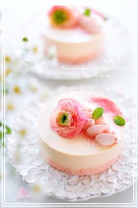 ❀❀桜ティラミスケーキ❀❀