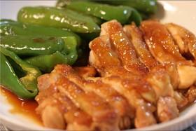 鶏の照り焼き~生姜風味~