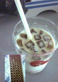 お家で氷コーヒー★